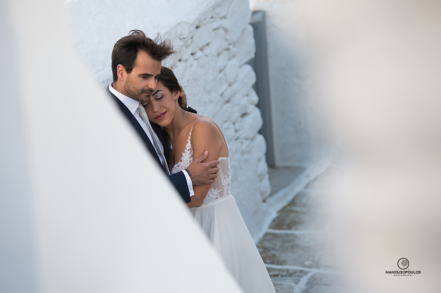 Manousopoulos wedding photographer in sifnos